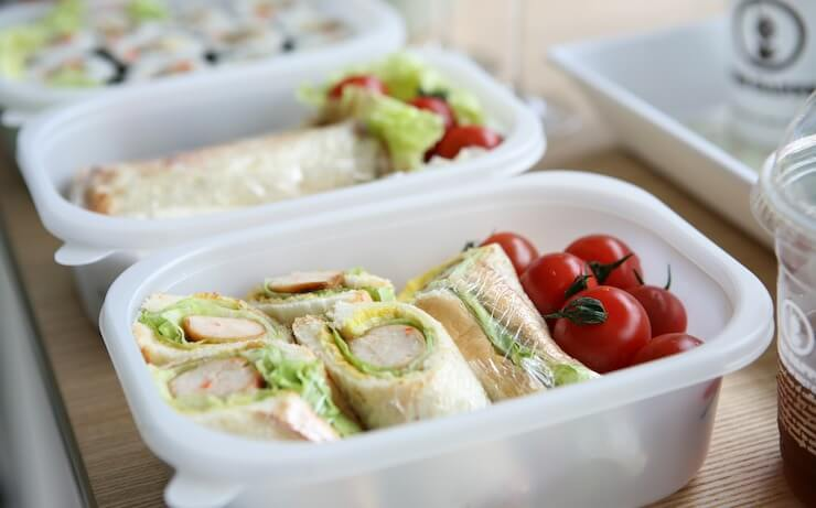 12 Quick & Easy Lunch Ideas For Work
