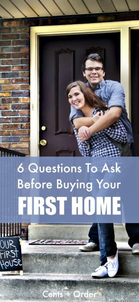 buying your first home 6 financial questions to ask first. Black Bedroom Furniture Sets. Home Design Ideas