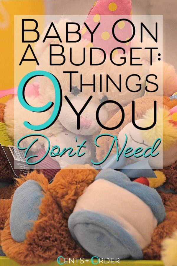 Baby on a budget pinterest