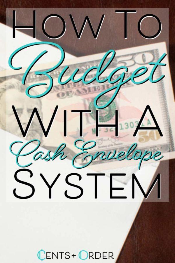 Budget-cash-envelope-pinterest