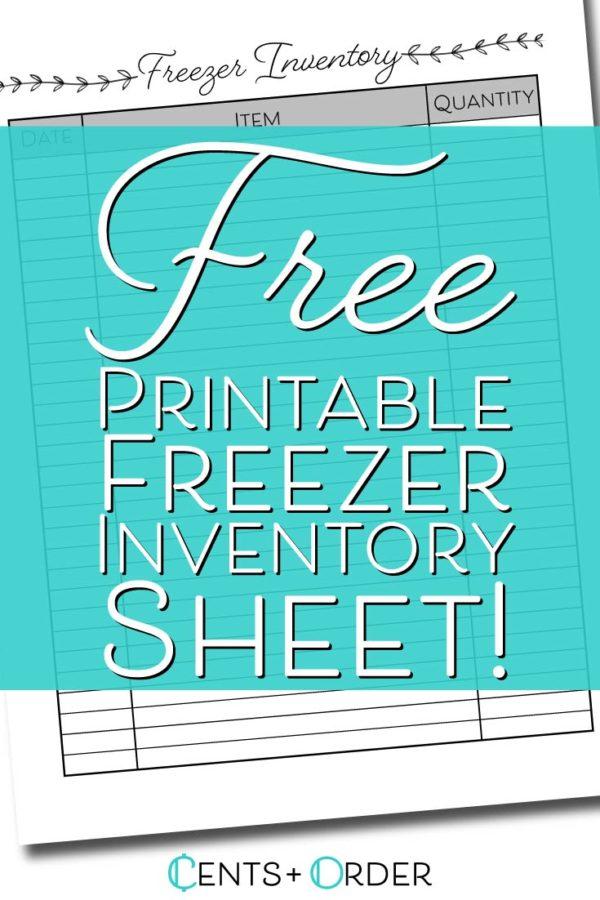 Freezer-Inventory-Pinterest