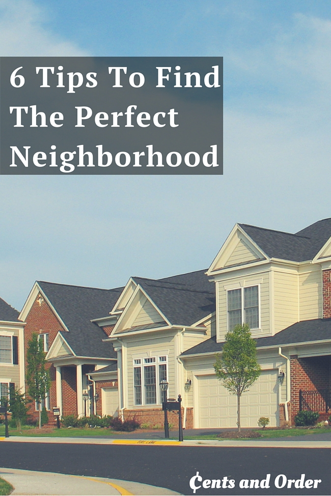 Home buying find the perfect neighborhood for Find the perfect home