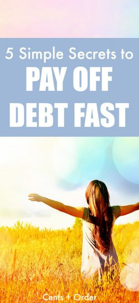 Sick and tired of mounting credit card bills, student loans, and other debts? These tips will help you get out of debt fast, even on a low income. WOW! I can't believe she paid off $16K in credit card debt in just one year!