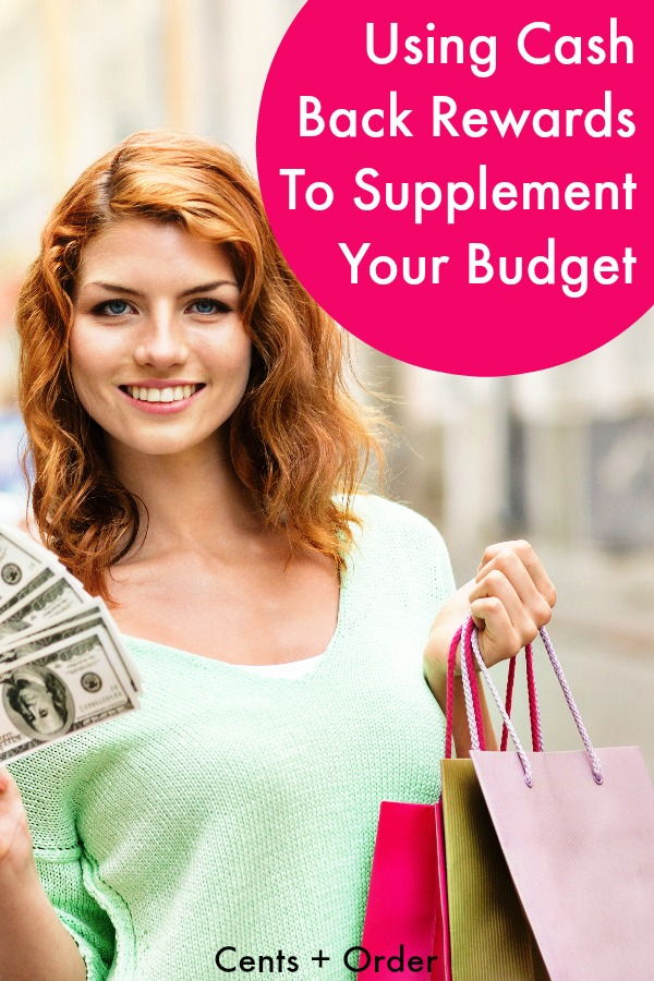 Tight budget? Find out how to use cash back rewards to add money to your budget. Great way to make money on the things you already buy!