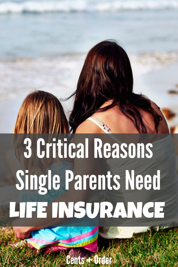 Protect your family's future with life insurance. Single parents have a great need to prepare financially for the unexpected.