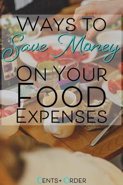 Save money on food expenses pinterest