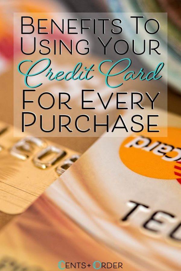 credit card benefits pinterest