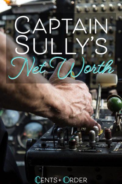 Captain-sully-net-worth