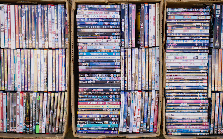 11 Best Places to Sell Used DVDs