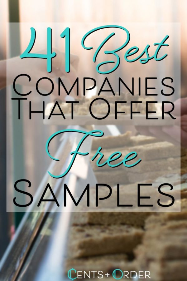 Best-Companies-That-Offer-Free-Samples-Pinterest