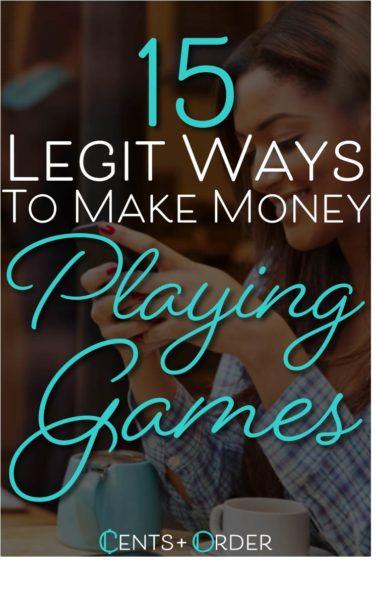 Make-money-playing-games-pinterest